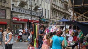 Brazilian street people