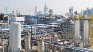 Chemical production