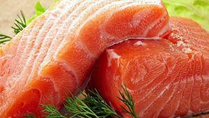 Chile salmon