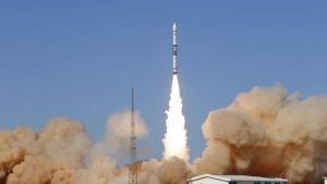 China launched a rocket Tuesday