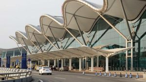 Chongqing Jiangbei Airport