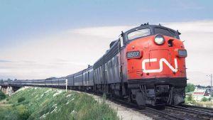 CN railway