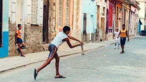 Cuba street