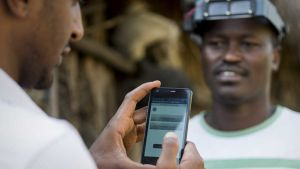Ethiopia mobile phone