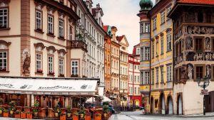 Europe street