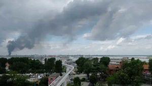 Explosion Venice