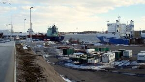 Finnish port