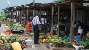 Gabon street