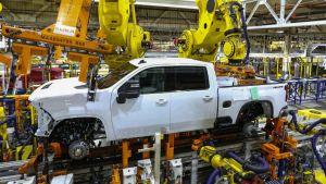 General Motors Michigan
