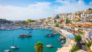 Greek tourism