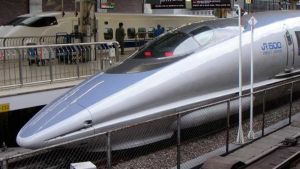 India high speed bullet train