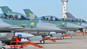 Indonesian air force