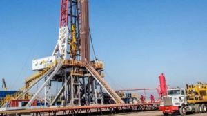 Iran oil rig
