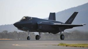 Japan F-35 fighter jet