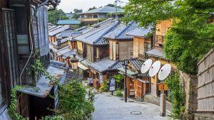 Japan old street