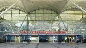 Kurdish airport
