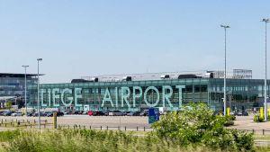 Liege Airport terminal