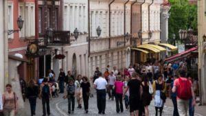 Lithuania street