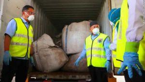 Malaysia illegal waste