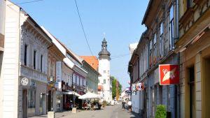 Maribor street