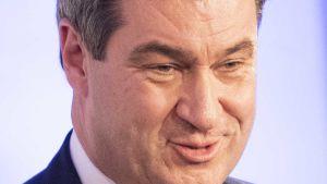 Minister President Markus Soeder