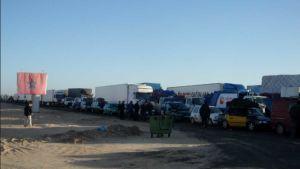 Morocco-Mauritania border