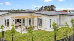 New Zealand house