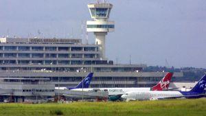 Nigeria airport