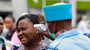 Nigeria doctors strike