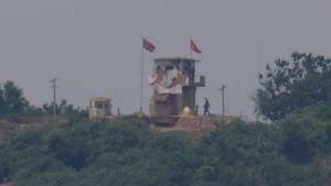 North Korea office