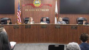 Orange County school Board of Education