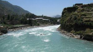 Pakistan river
