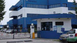 Pepsico China factory