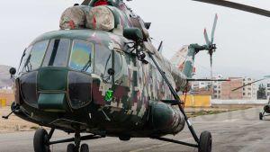 Peruvian Air Force Mi-17