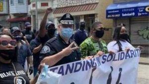 Police in Camden