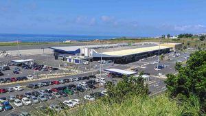 Ponta Delgada-João Paulo II Airport