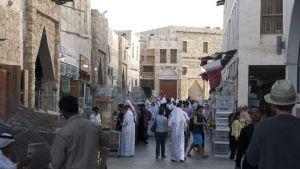Qatar street