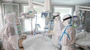 Russia hospital