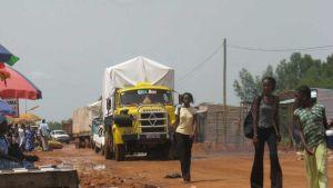 Senegal border