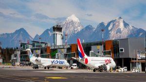 Slovenia airport