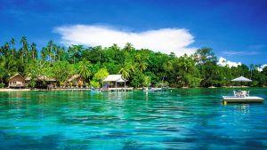 Solomon Islands street