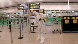 Spain airport