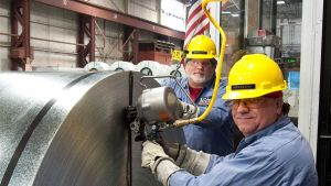 Steel Dynamics company