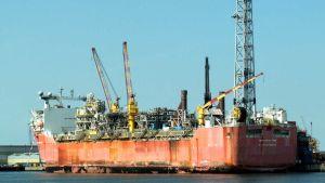 Terra Nova oil facility
