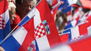 There are 463 active cases currently in Croatia