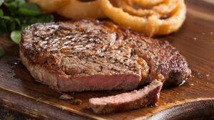 Top quality steak