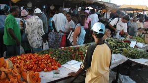 Trinidad and Tobago market