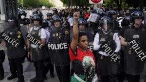 U.S. protest