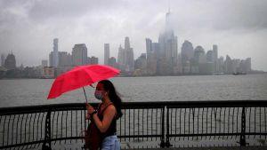U.S. torrential rain