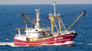 UK fishing vessel